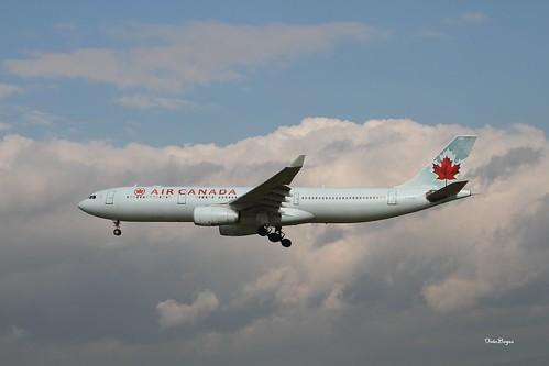 C-GHKR AIR CANADA 12 | Bogus Pyzik GOGOLIN | Flickr