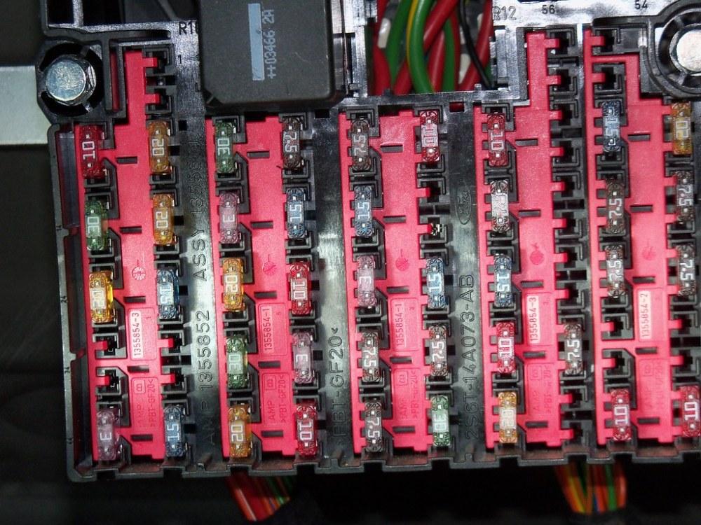 medium resolution of  fuse box in my car ford fiesta by marshall smart