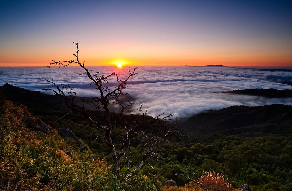 fremont peak state park near san juan bautista california offers 7 rv sites suitable for rvs shorter than 25' Sunset From Fremont Peak Fremont Peak State Park Ca Flickr