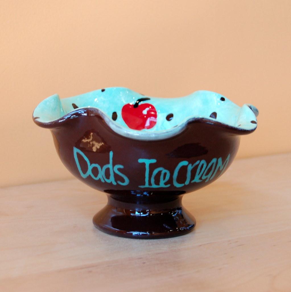 icecream bowl dad s