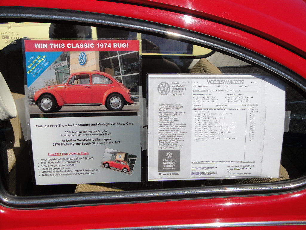 hight resolution of  74 volkswagen beetle by crown star images