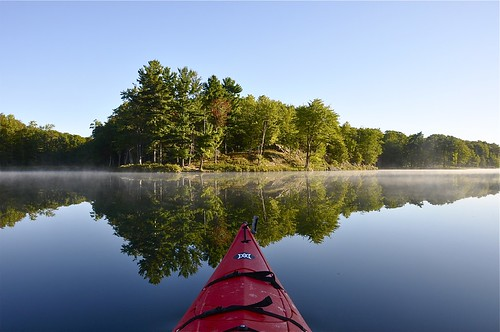 Early Morning Paddle