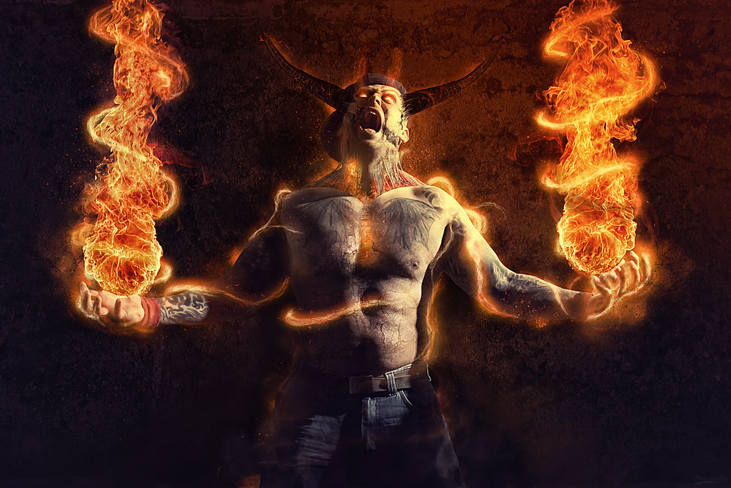 fire demon here s