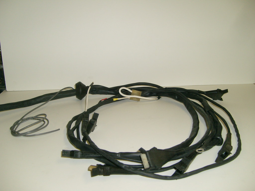 hight resolution of  the complete harness by kertwerks