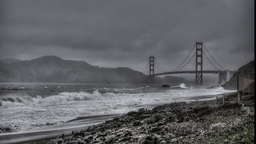 Stormy Gate