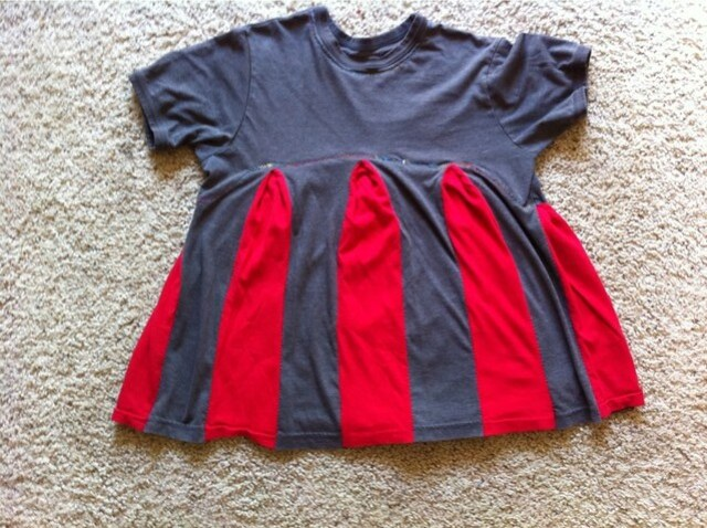 Red & Grey Flare I