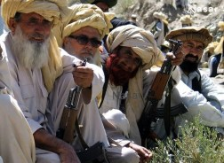 Elders of PASHTUNS | Pashtun elders with their automatic gun… | Flickr