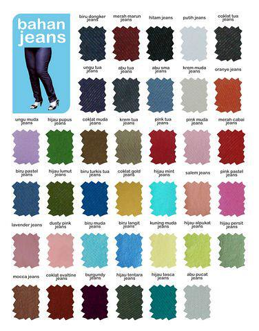 Macam Macam Warna Hijau : macam, warna, hijau, Macam, Warna, Jeans, Contact:, Request, +628384…, Flickr