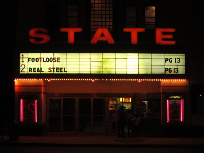 State Theater, Logansport - Canon PowerShot S95