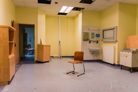 Lost Places: Klinikum Baden