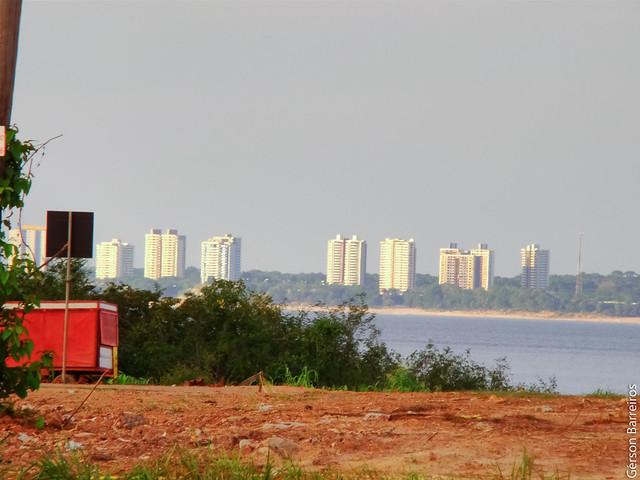 Manaus, vista de Cacau Pirera