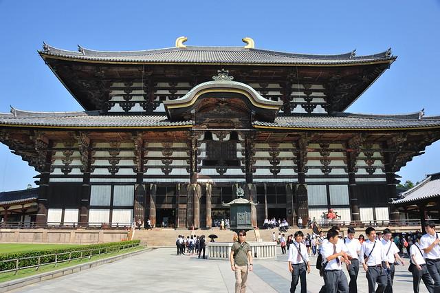Todaiji (東大寺)