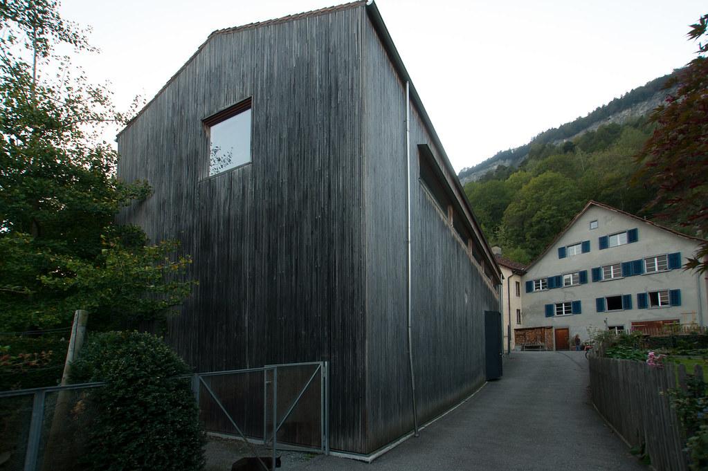Atelier Zumthor Haldenstein Switzerland Peter Zumthor