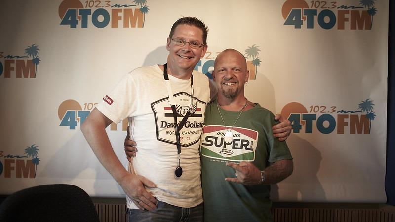 Townsville - Radio 4TO fm