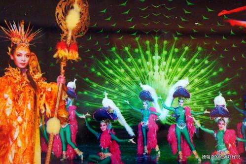 1107北京 金面王朝 京城一秀 華僑城大劇院 舞蹈 特技 戰爭 洪水 夜秀表演 歡樂谷(中國旅遊)25   Flickr