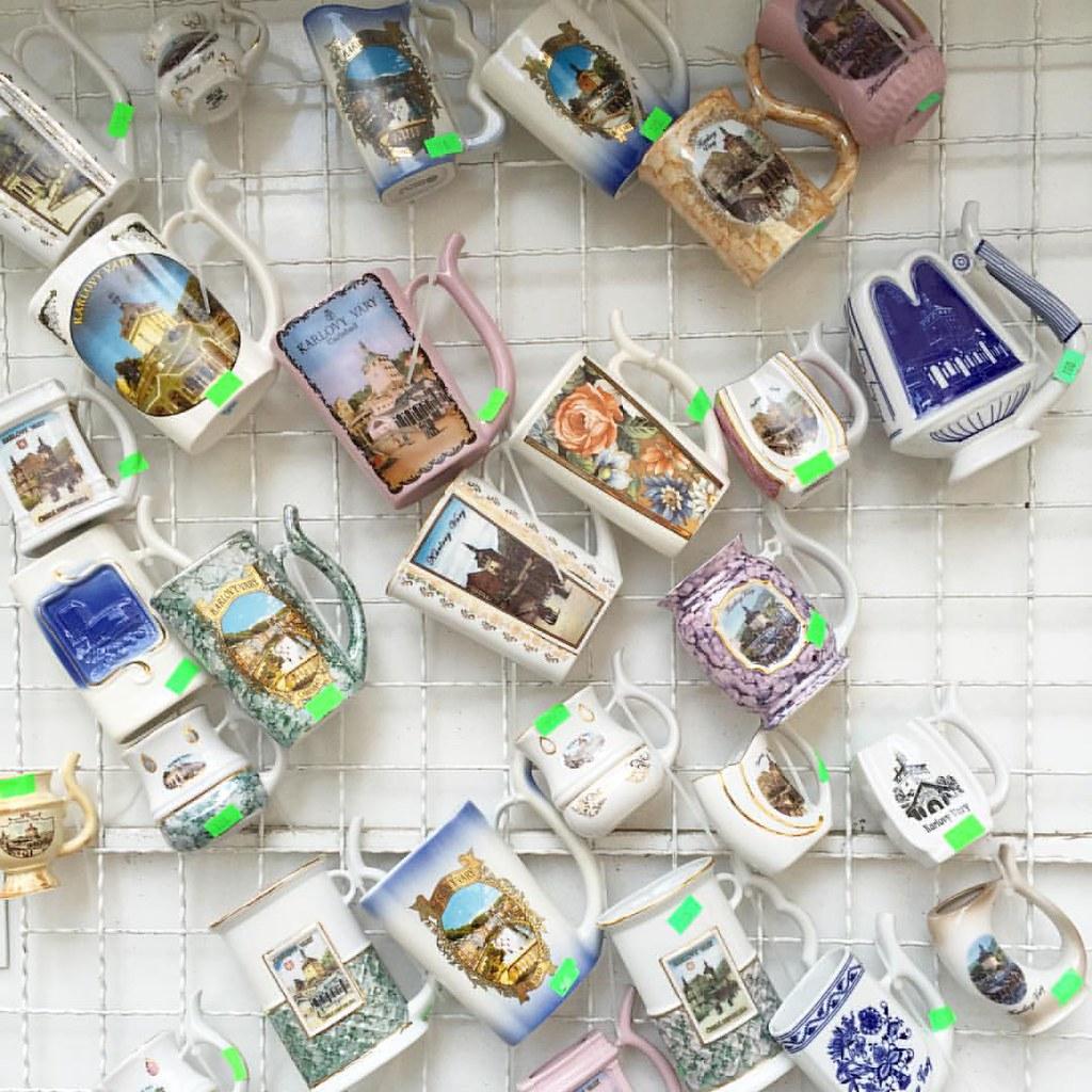 各式各樣的溫泉杯 | hk_traveller | Flickr