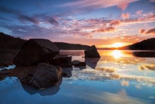 30 Sekunden Sonnenuntergang