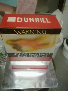dunhill cake