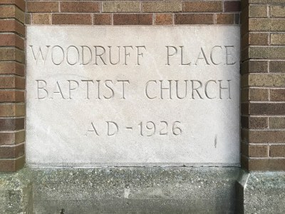 Woodruff Place Baptist Church