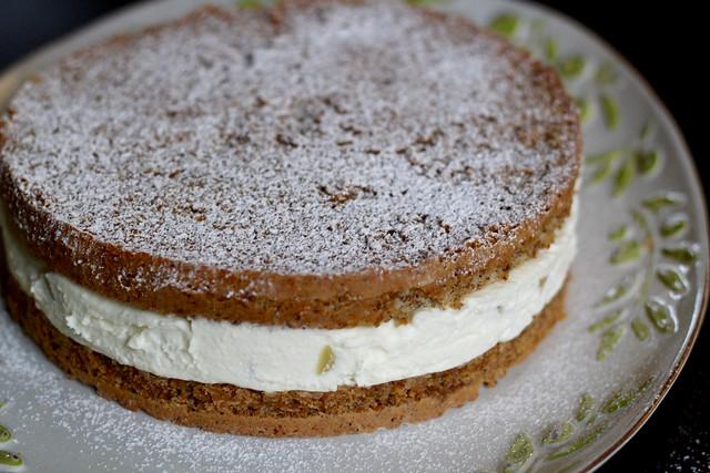 Amalfi Pear & Ricotta Cake - 27