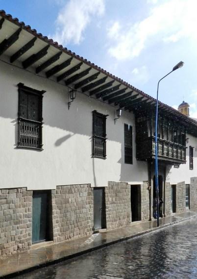 Cuzco Museo Machupicchu Casa Concha Peru 24