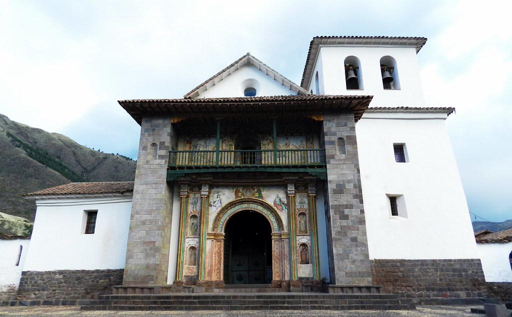 Andahuaylillas Iglesia San Pedro Perú 01