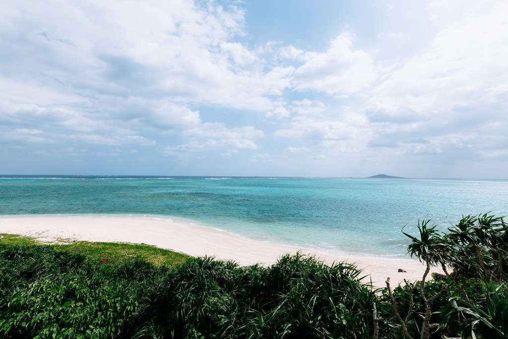 Beautiful lagoon beach of Japan. Ikema Island of Okinawa | Flickr