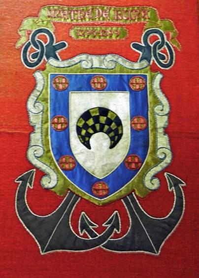 Escudos Heráldicos Real Alcázar Sevilla 05