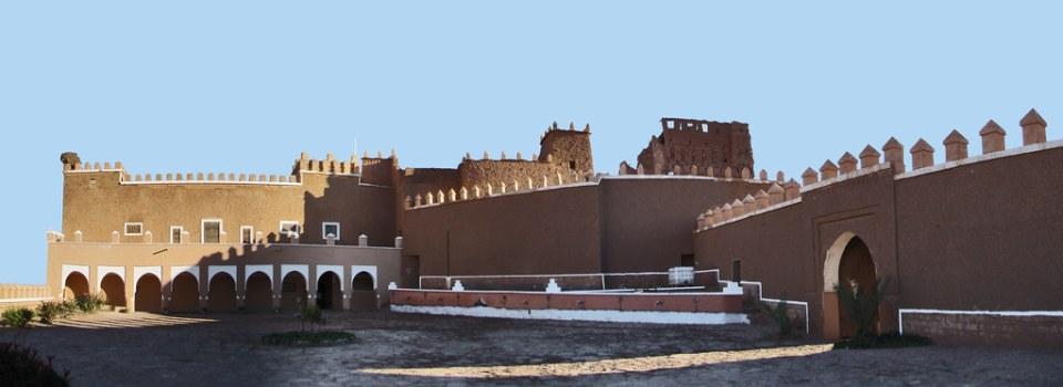 hotel Kasbah cerca de Tifoultoute Ouarzazate Marruecos 06