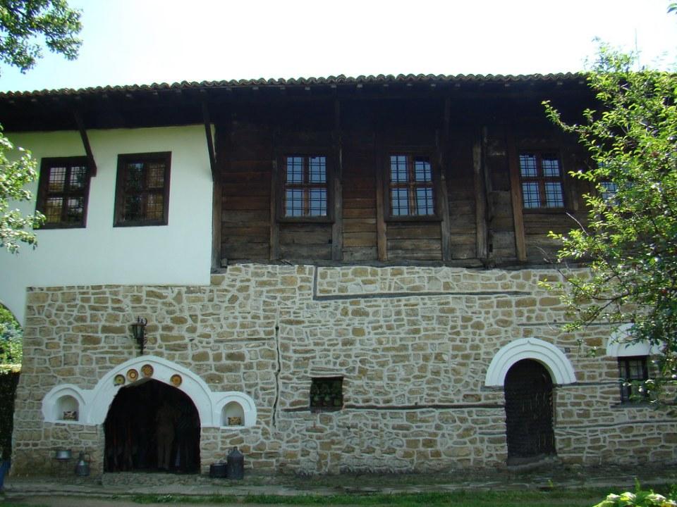 exterior Casa de comerciante en Arbanasi Bulgaria 32