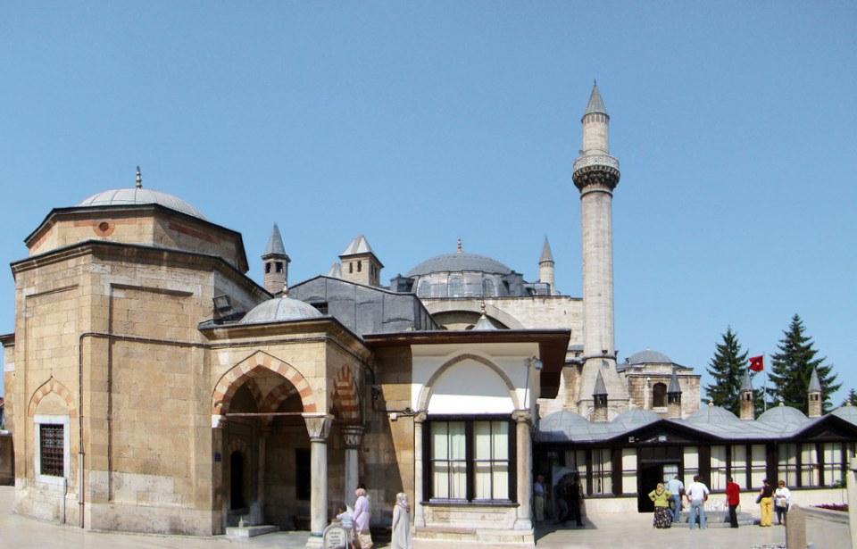 Turquia Museo Mevlana Konya Iconia 32