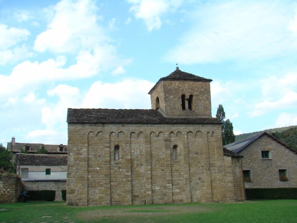 Huesca Iglesia de San Caprasio de Santa Cruz de la Seros 04