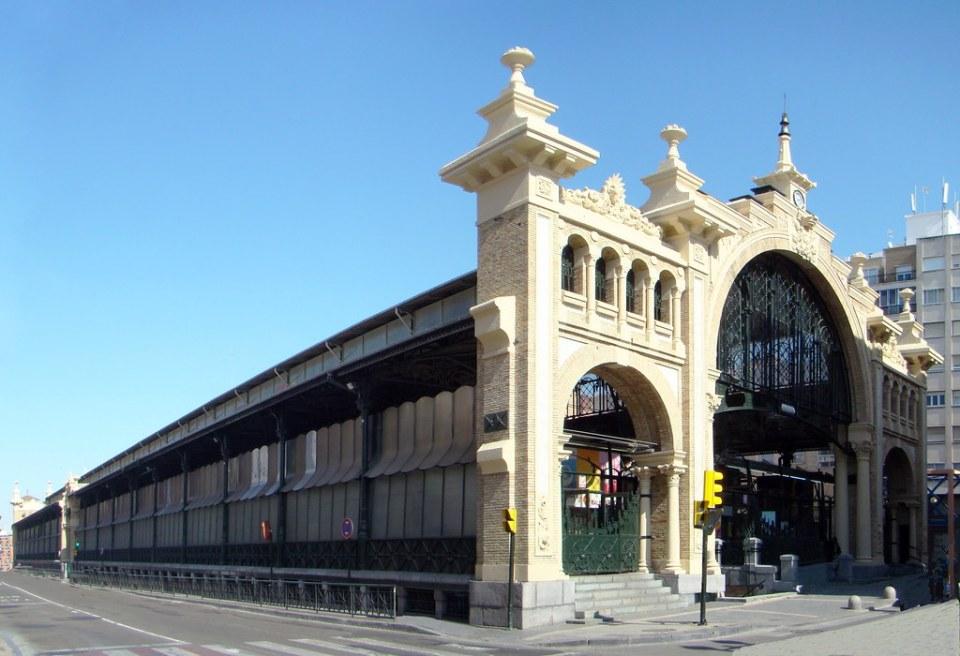Mercado Central de Lanuza Zaragoza 03