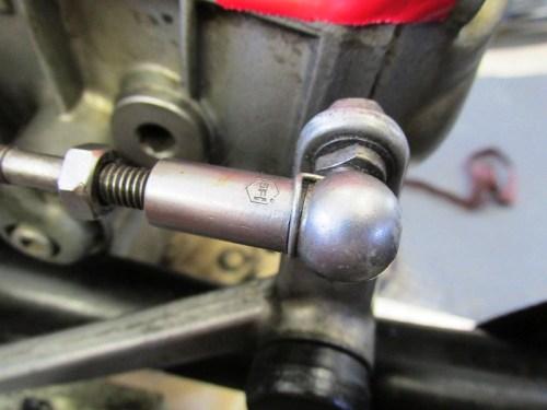 Shift Lever Adjuster Wire Clip