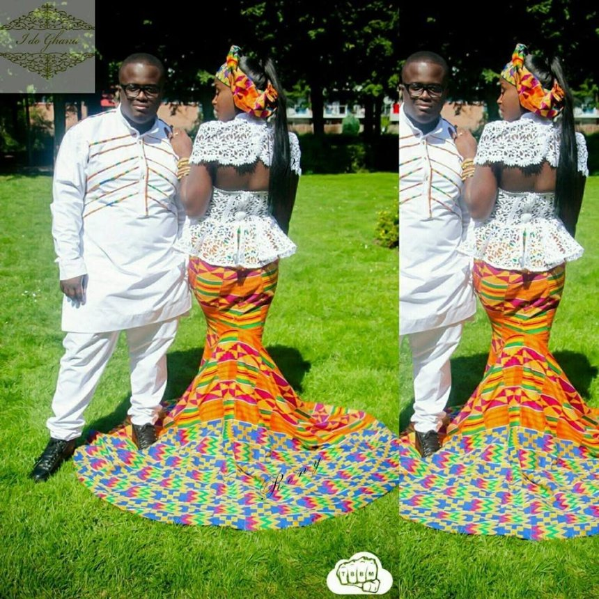 Traditional African Wedding Dresses 2019