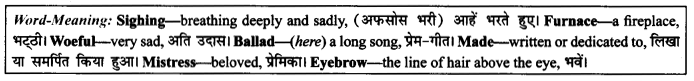 NCERT Solutions for Class 9 English Literature Chapter 10 The Seven Ages 3