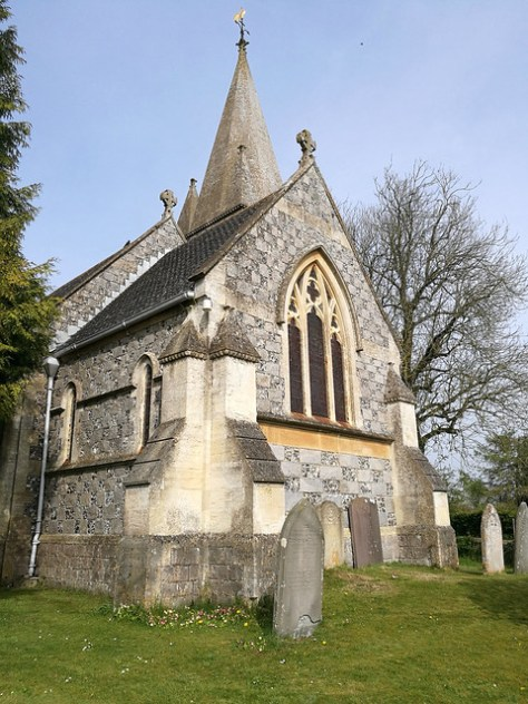 East Kennet church