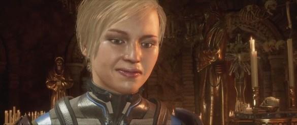 Mortal Kombat 11 - Cassie besiegt Kabal