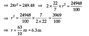 NCERT Solutions for Class 9 Maths Chapter 13 Surface Areas and Volumes Ex 13.8 Q8
