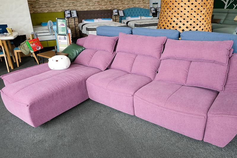 【嘉義生活】坐又銘沙發工廠 MIT工廠直營~ 客製化獨立筒沙發!貓抓皮/布耐磨好清理! - 用快門記錄著生活