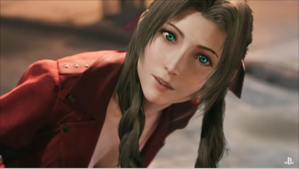 Final Fantasy 7 Remake - Aerith