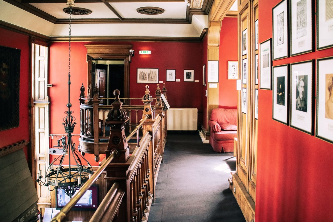 Musei degli scrittori di Edimburgo