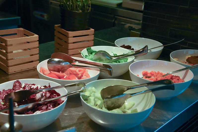 breakfast buffet - intercontinental ljubljana