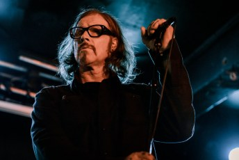 Mark Lanegan at the Ottobar in Baltimore, MD on May 11th, 2019