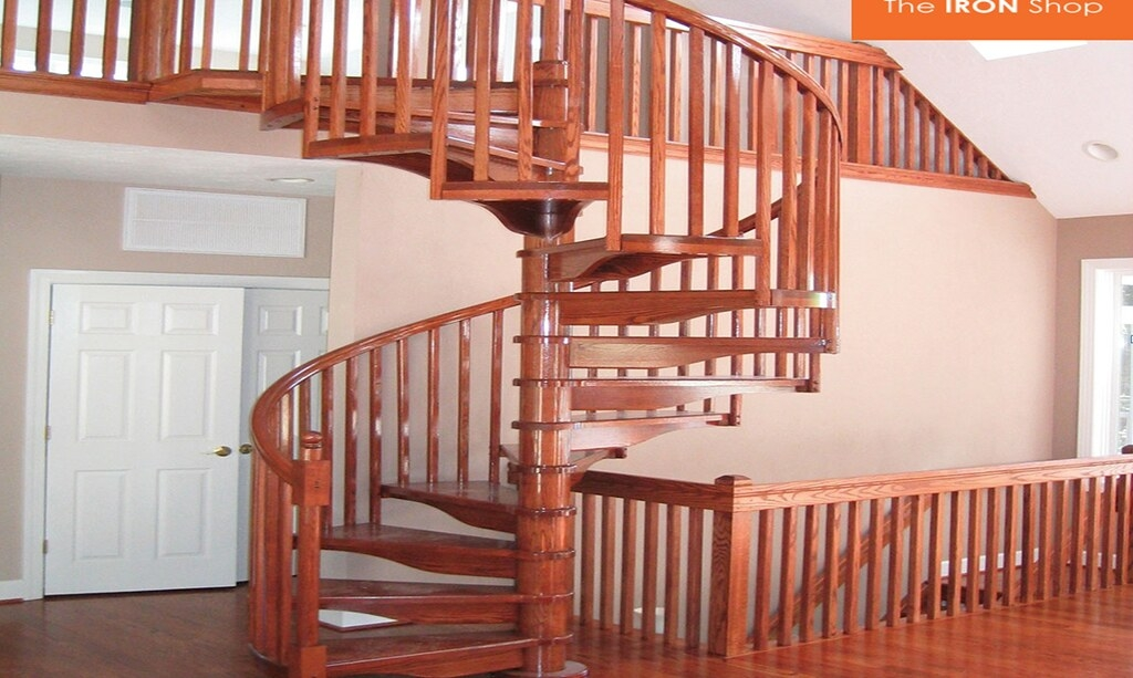 Top 15 Staircase Building Companies In North America Omni Cnc | The Iron Shop Stairs | Staircase Kits | Broomall Pennsylvania | Handrail | Lowes | Stair Railing
