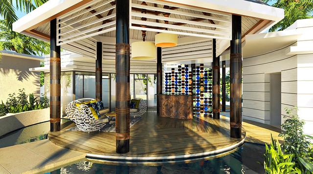 Pullman Nadi Bay Resort & Spa - Spa Reception