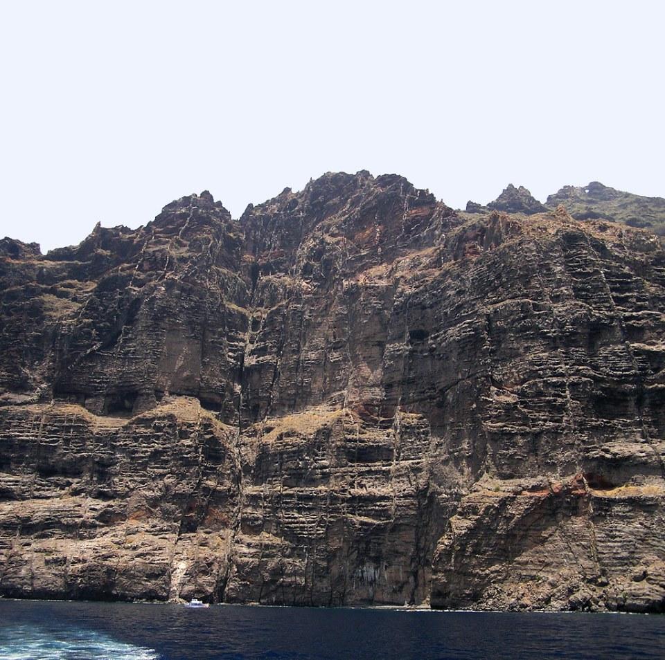 Acantilados Los Gigantes isla de Tenerife Islas Canarias 143