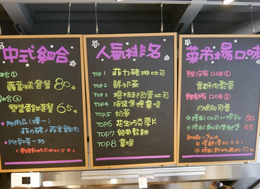 [林口美食]Wow foods 旺福小廚房|林口力行公園.平價早午餐店~套餐搭成套享優惠 @VIVIYU小世界