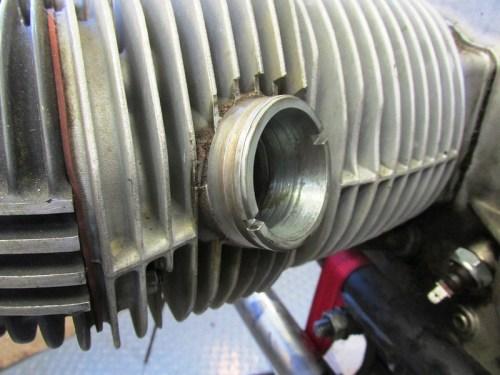 Cylinder Intake Spigot