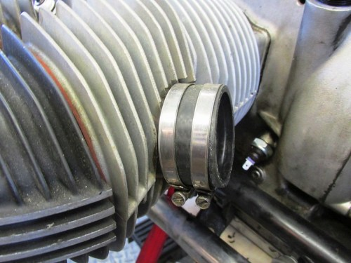 Cylinder Intake Spigot Bushing